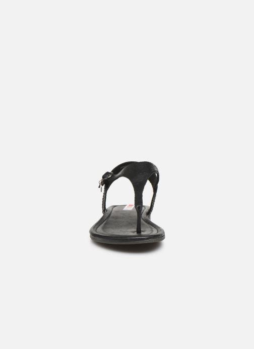 Sandales et nu-pieds S.Oliver SIDEL Noir vue portées chaussures
