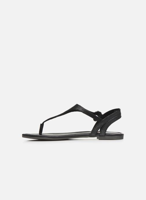 Sandales et nu-pieds S.Oliver SIDEL Noir vue face