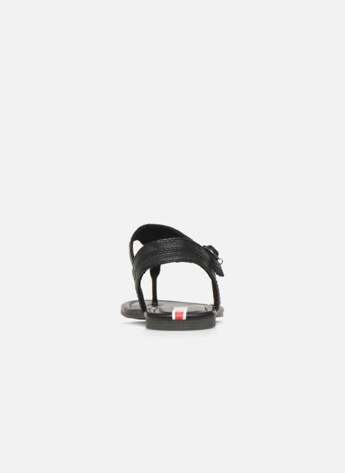 Sandales et nu-pieds S.Oliver SIDEL Noir vue droite