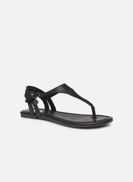 Sandales et nu-pieds S.Oliver SIDEL Noir vue détail/paire