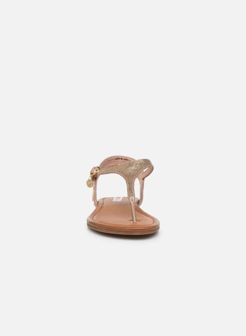 Sandales et nu-pieds S.Oliver SIDEL Rose vue portées chaussures