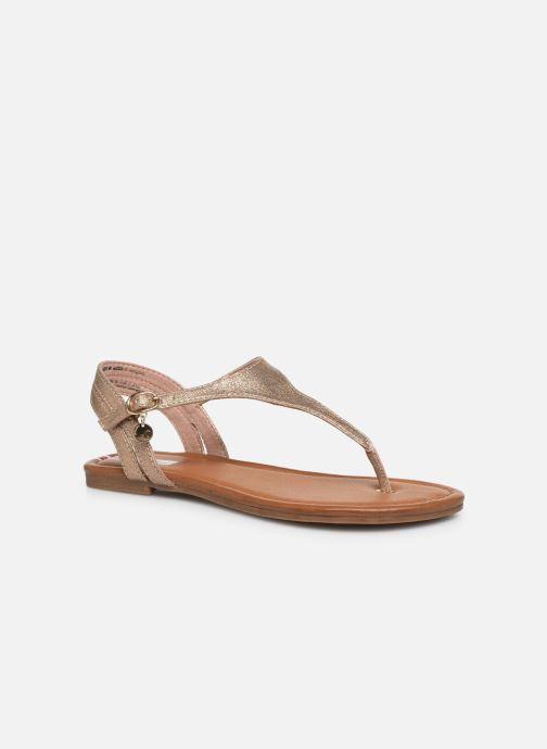 Sandales et nu-pieds S.Oliver SIDEL Rose vue détail/paire