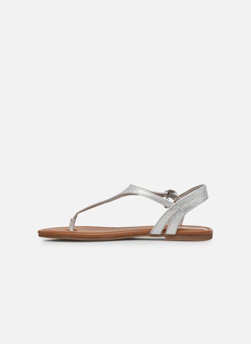 Sandales et nu-pieds S.Oliver SIDEL Argent vue face