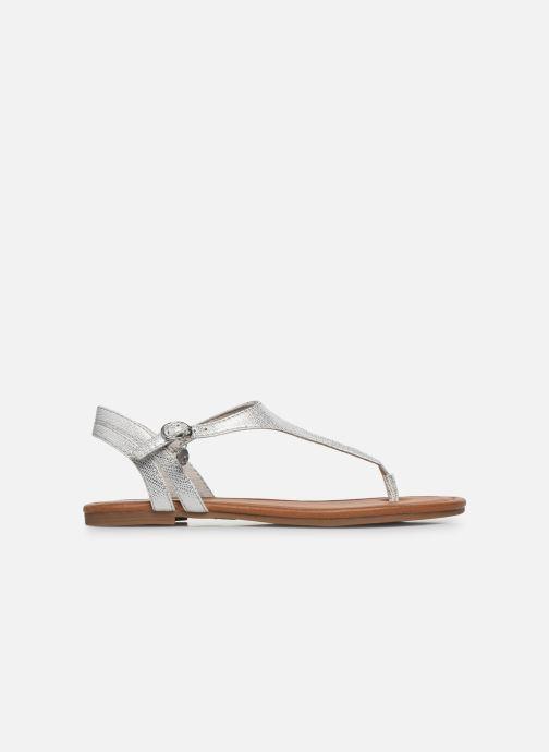 Sandales et nu-pieds S.Oliver SIDEL Argent vue derrière