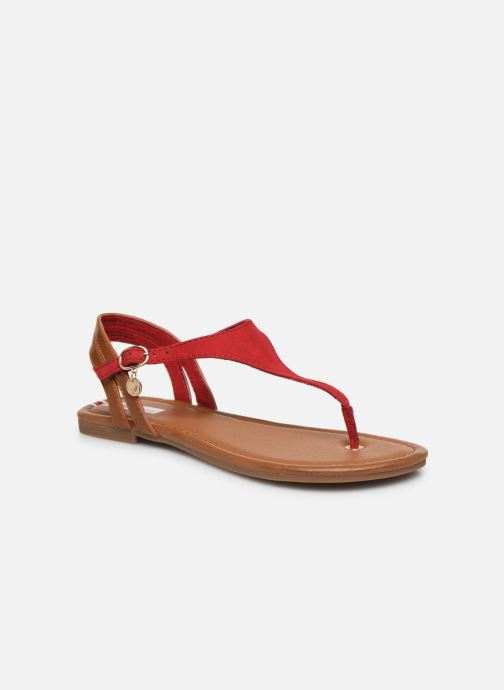 Sandales et nu-pieds S.Oliver SELMA Rouge vue détail/paire