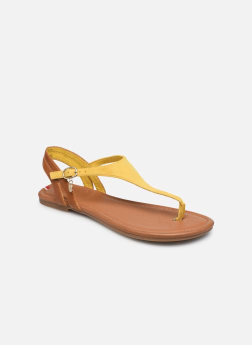 Sandales et nu-pieds S.Oliver SELMA Jaune vue détail/paire