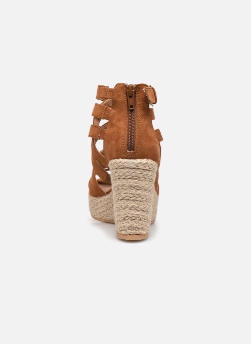 Sandales et nu-pieds S.Oliver SELEA Marron vue droite