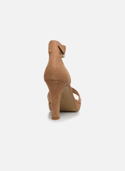 Sandales et nu-pieds S.Oliver SILOE Beige vue droite
