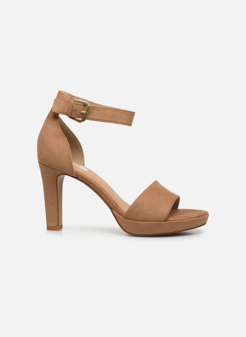 Sandales et nu-pieds S.Oliver SILOE Beige vue derrière