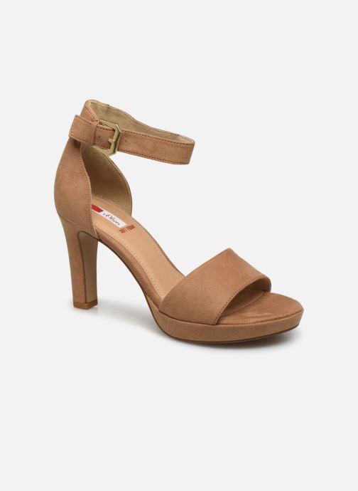 Sandales et nu-pieds S.Oliver SILOE Beige vue détail/paire