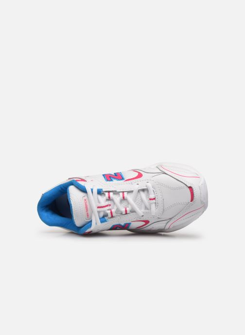 Trainers New Balance WX452 White view from the left