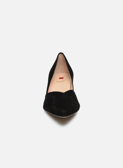 Høje hæle HÖGL Personality Sort se skoene på