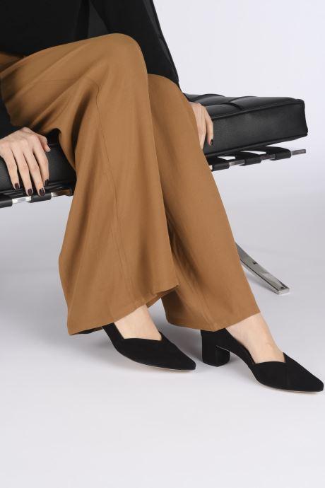 Zapatos de tacón HÖGL Personality Beige vista de abajo