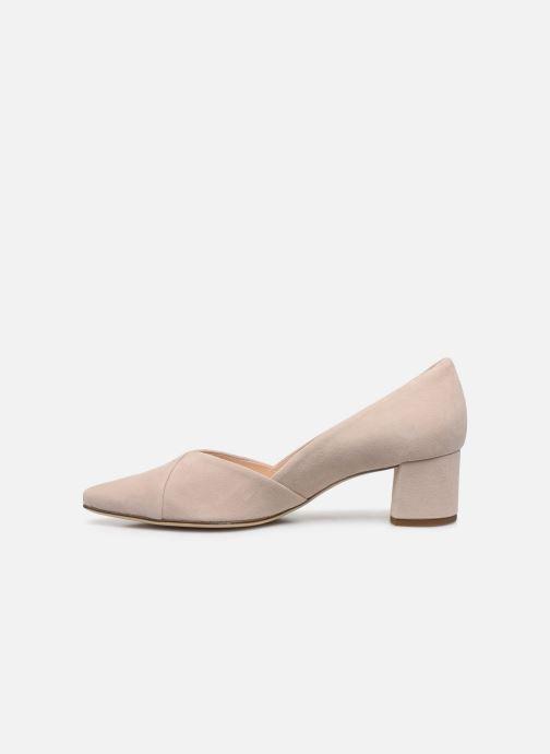 Zapatos de tacón HÖGL Personality Beige vista de frente