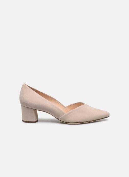 Zapatos de tacón HÖGL Personality Beige vistra trasera
