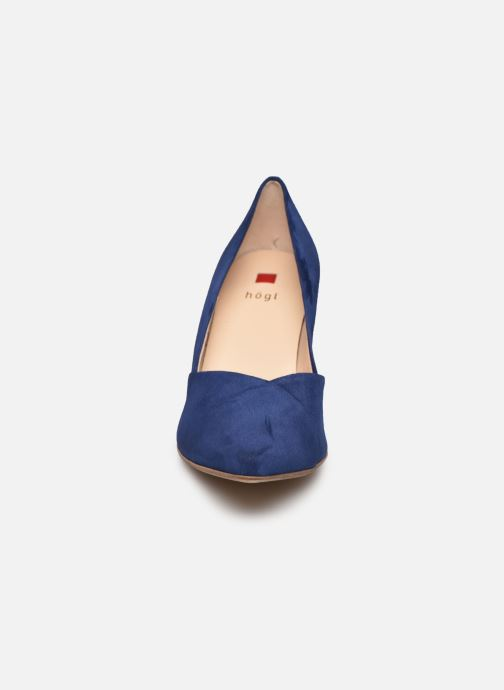 Zapatos de tacón HÖGL Business Azul vista del modelo