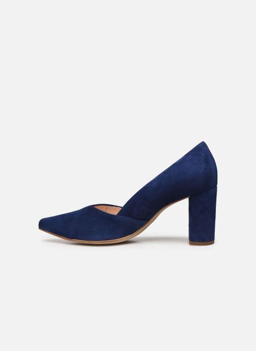 Zapatos de tacón HÖGL Business Azul vista de frente
