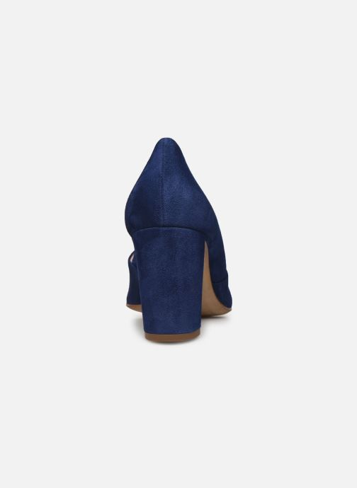 Zapatos de tacón HÖGL Business Azul vista lateral derecha