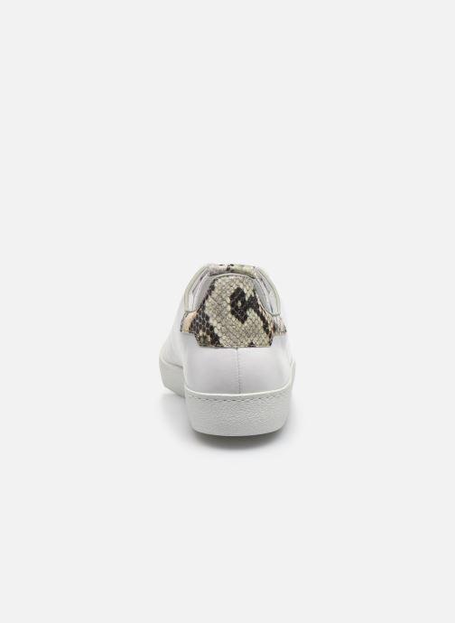 Baskets HÖGL Glammy Blanc vue droite