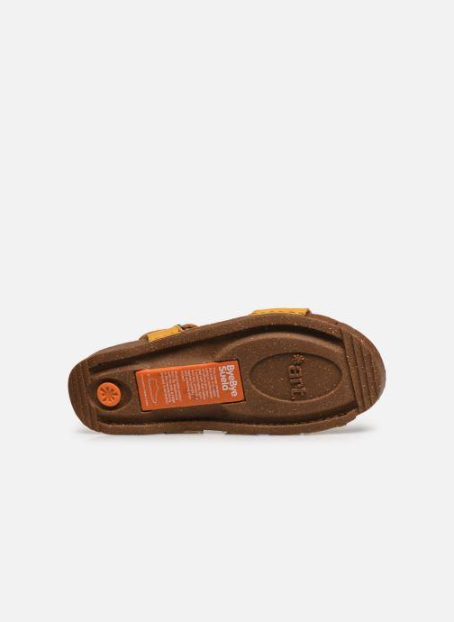 Sandali e scarpe aperte Art I Breathe 1045 Giallo immagine dall'alto