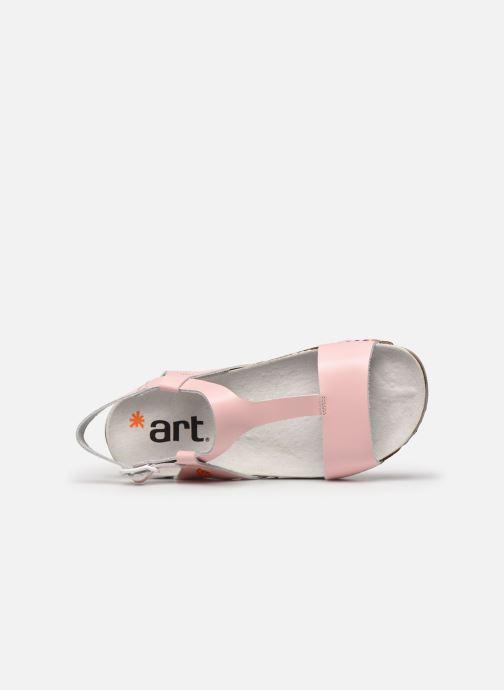 Sandali e scarpe aperte Art I Breathe 990 Rosa immagine sinistra