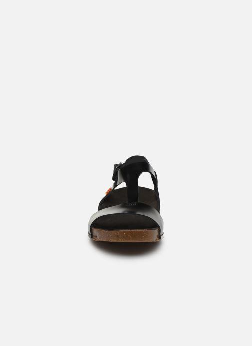 Sandales et nu-pieds Art I Breathe 990 Noir vue portées chaussures