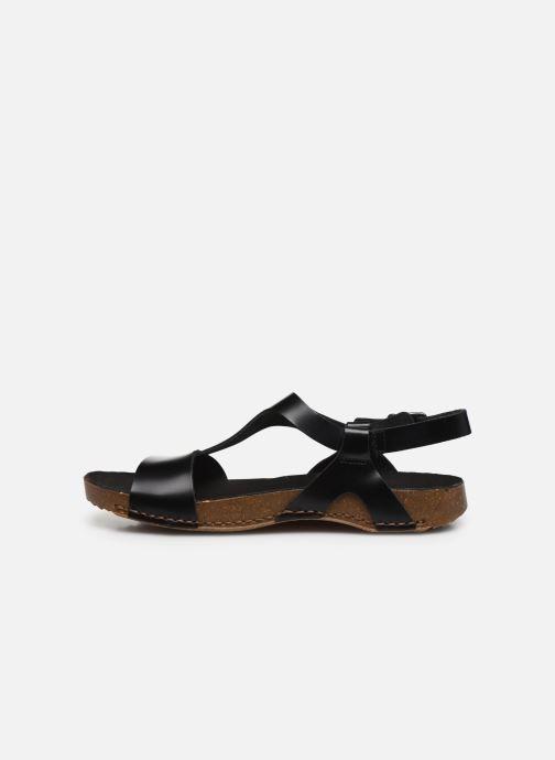 Sandales et nu-pieds Art I Breathe 990 Noir vue face