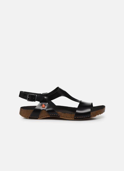 Sandales et nu-pieds Art I Breathe 990 Noir vue derrière