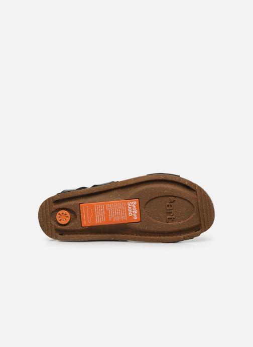 Sandales et nu-pieds Art I Breathe 990 Noir vue haut