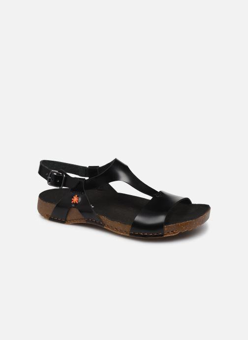 Sandales et nu-pieds Art I Breathe 990 Noir vue détail/paire