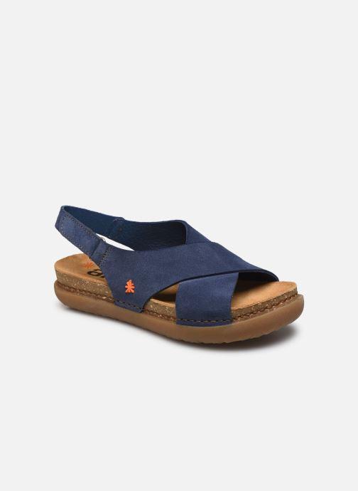 Sandales et nu-pieds Art Rhodes 1710 Bleu vue détail/paire