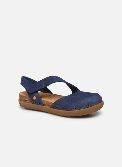 Sandales et nu-pieds Art Rhodes 1712 Bleu vue détail/paire