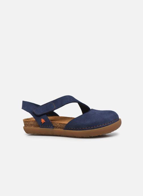 Sandali e scarpe aperte Art Rhodes 1712 Azzurro immagine posteriore