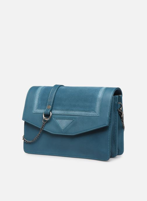 Bolsos de mano Sabrina Bonnie Azul vista del modelo