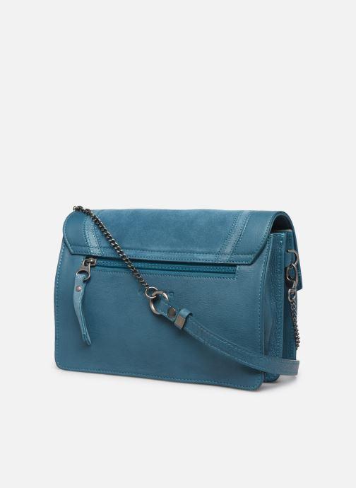 Bolsos de mano Sabrina Bonnie Azul vista lateral derecha