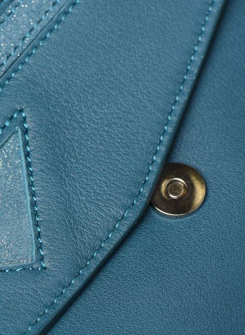 Bolsos de mano Sabrina Bonnie Azul vista lateral izquierda