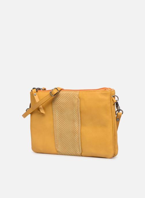 Handbags Sabrina Suzanne Yellow model view