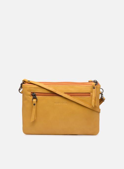 Handbags Sabrina Suzanne Yellow front view
