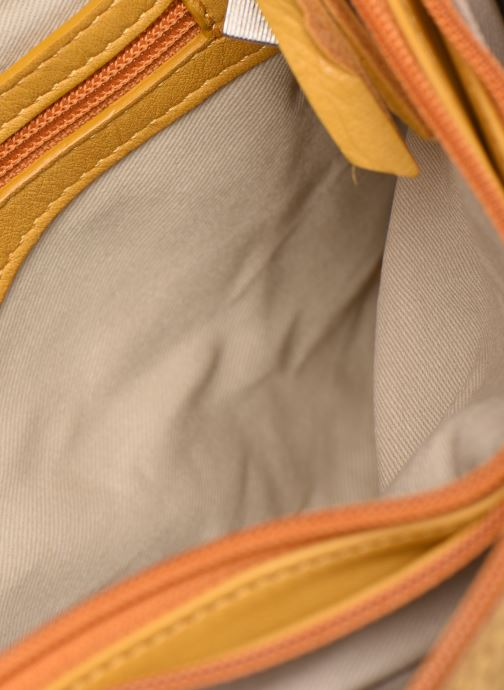Handbags Sabrina Suzanne Yellow back view
