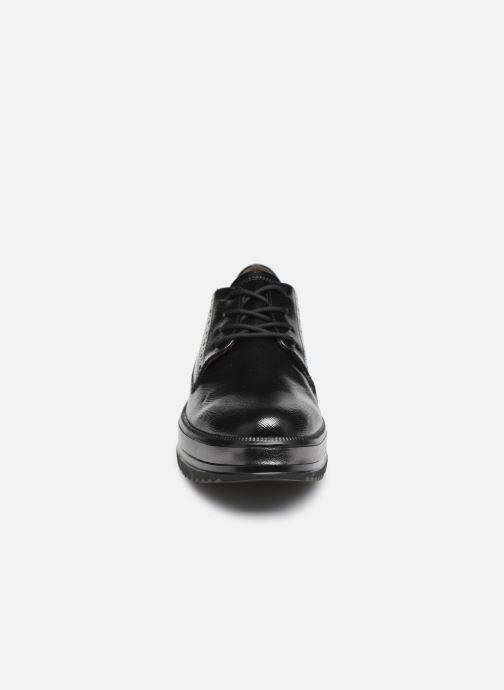 Chaussures à lacets Tamaris 23710 Noir vue portées chaussures