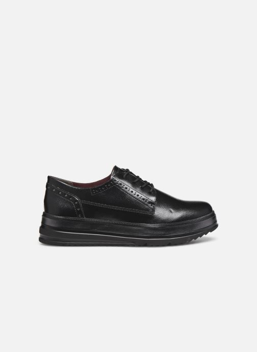 Chaussures à lacets Tamaris 23710 Noir vue derrière