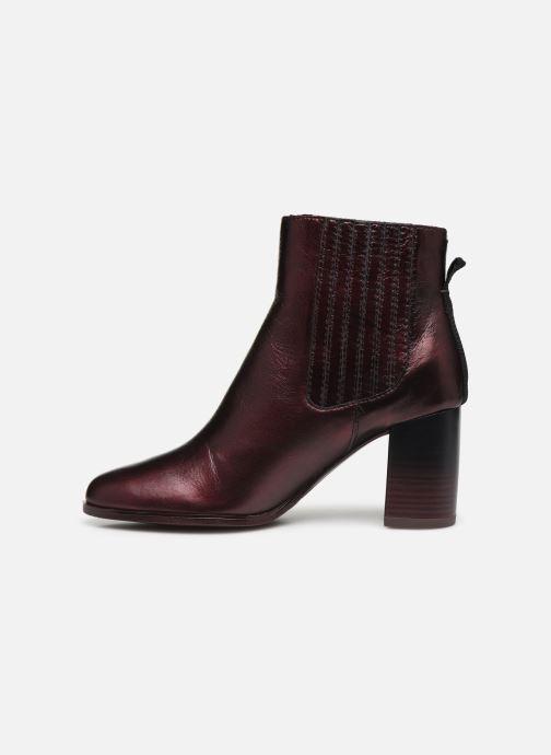 Bottines et boots Tamaris 25018 Bordeaux vue face