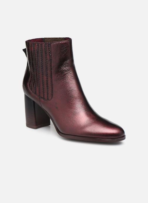 Bottines et boots Tamaris 25018 Bordeaux vue détail/paire