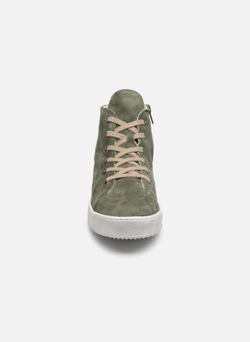 Baskets Tamaris 25232 Vert vue portées chaussures