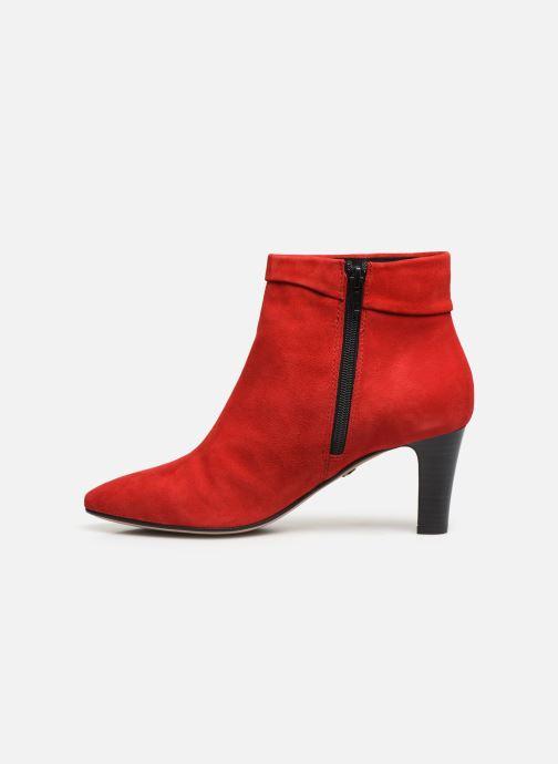 Bottines et boots Tamaris 25329 Rouge vue face
