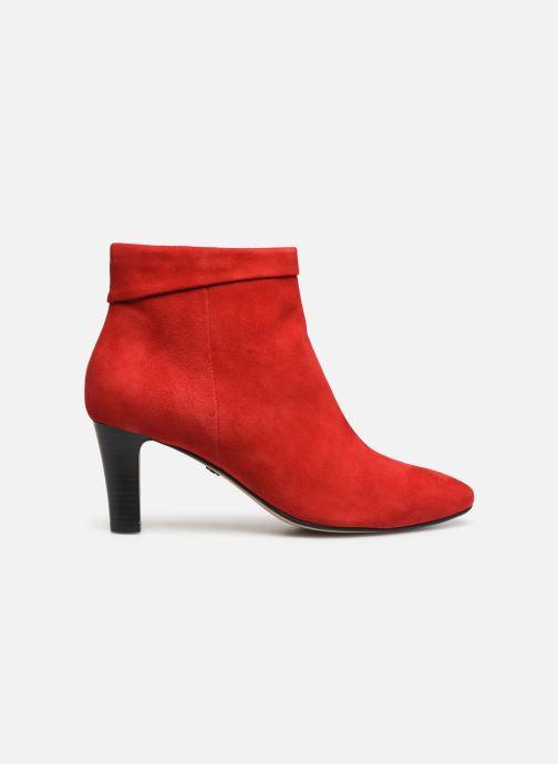 Bottines et boots Tamaris 25329 Rouge vue derrière