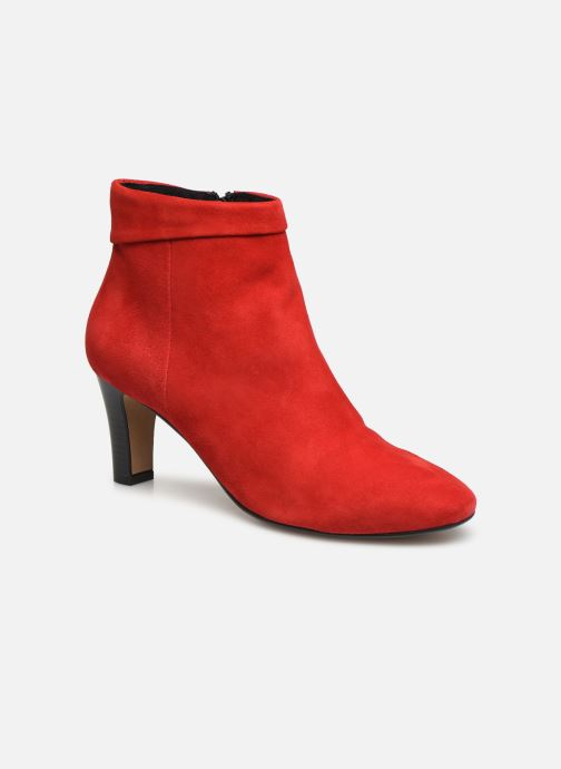 Bottines et boots Tamaris 25329 Rouge vue détail/paire