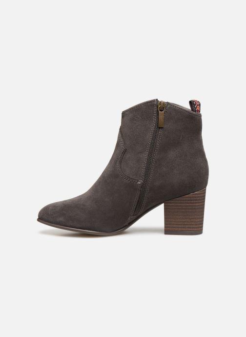 Bottines et boots Tamaris 25362 Gris vue face