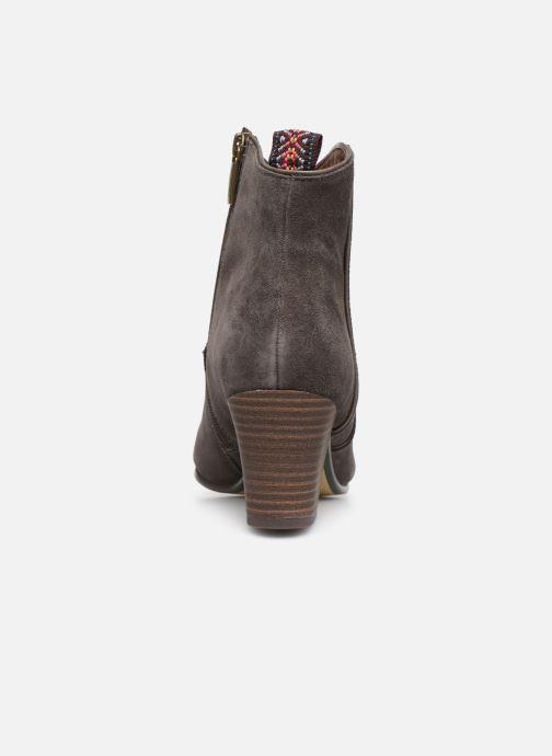 Bottines et boots Tamaris 25362 Gris vue droite