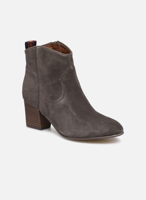 Bottines et boots Tamaris 25362 Gris vue détail/paire
